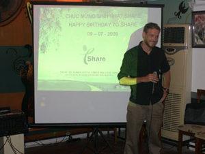 Nhà tâm lý Phillippe Nichon – Trợ giúp con người từ nền văn hóa khác