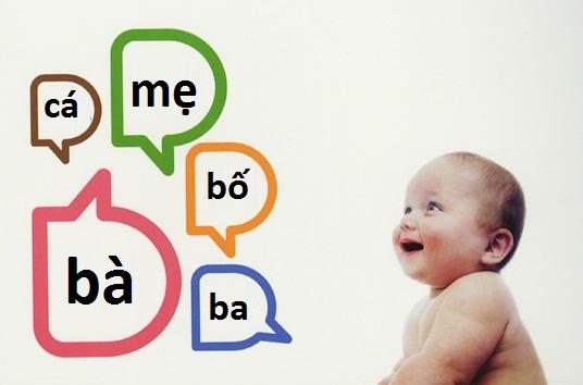 Sự phát triển ngôn ngữ Trẻ em và những rối nhiễu thường gặp