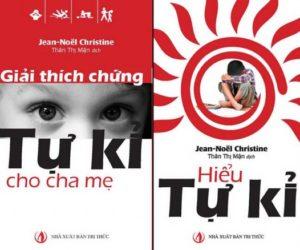 Giới thiệu sách dành cho các nhà chuyên môn và phụ huynh trẻ tự kỷ