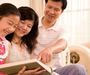 Để trẻ vị thành niên gắn bó với gia đình
