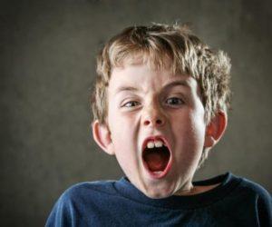 Ăn vạ là dấu hiệu phát triển tích cực ở trẻ