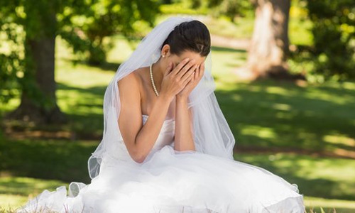 Hôn nhân dễ vỡ khi thấy bất an trước ngày cưới