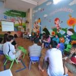 Hội thảo: Sự phát triển tâm sinh lý trẻ mẫu giáo