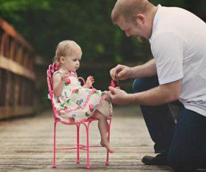 Những đặc điểm của bố quyết định đến tình yêu của con gái sau này