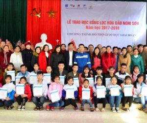 Giới thiệu dự án hỗ trợ giáo dục giai đoạn 3