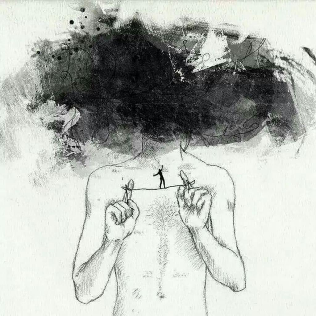 Thoát khỏi tâm trí suy nghĩ quá nhiều