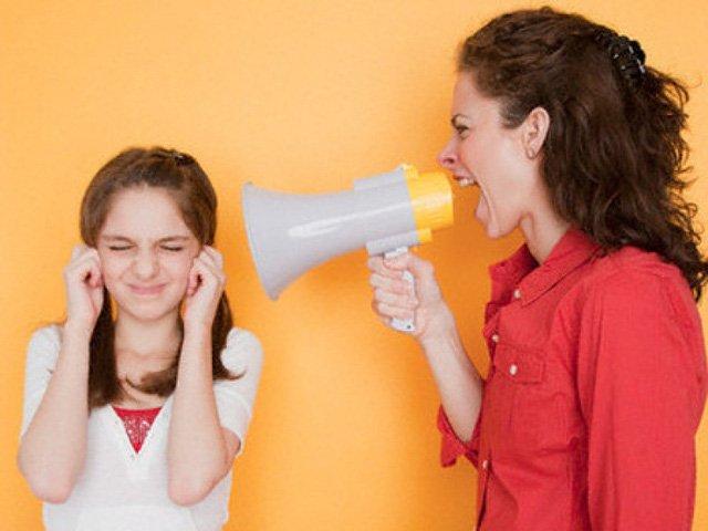 Những xung đột giữa cha mẹ và con cái ở độ tuổi dậy