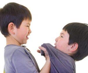 Những đứa con bạo lực